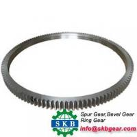Buy cheap Ceramic gear ring ceramic raschig ring with corrugated from wholesalers