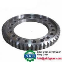 Buy cheap Customized Ductile Iron Flywheel Ring Gear Used For Tractor from wholesalers