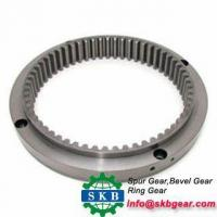 China Gear Ring for Hyundai Daewoo Excavator on sale