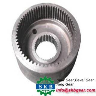 Quality High quality genuine parts flywheel ring gear for sale