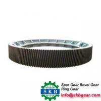 Buy cheap Heavy chrome steel material duty turntable swing ring bearing product