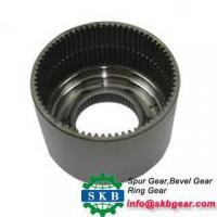 Buy cheap slewing bearing turntable gear bearing swing ring for Excavator product