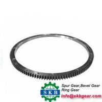 Buy cheap BLC swing bearing gear slew ring for Volvo excavator product