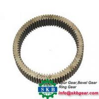 Buy cheap large slewing ring gear slewing bearings slewing drive gears product