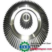 Buy cheap Alloy Steel Oil Drilling Rig Transmission Part Helical Bevel Gears product