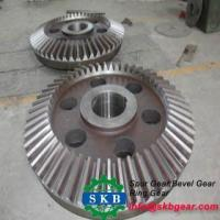 Buy cheap Brass mini transmission spiral bevel gear for bicycle from wholesalers