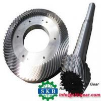 Buy cheap Professional forged bevel gears from wholesalers
