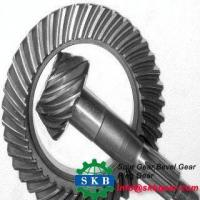 Buy cheap ground bevel gears product