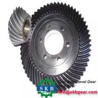 Buy cheap SAE F Ch Precision Steel Bevel Gear from wholesalers