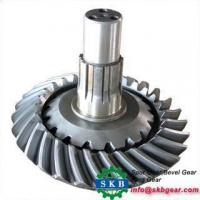 Buy cheap Supply Crown Wheel Pinion Gear For Pedicab Manufacturer from wholesalers