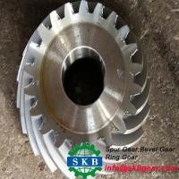 Buy cheap OEM ODM widely used steering gears alloy steel bevel gears product