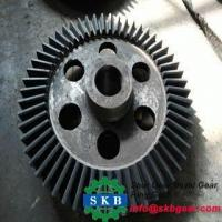 Buy cheap Ring Toothed Bearing Steel Gears B TX product