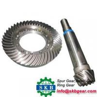 Buy cheap Rear Axle Bevel Pinion Gear for Truck Dana from wholesalers