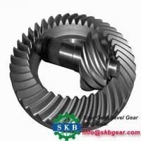 Buy cheap Sparring Gear 20CrMnTi Steering Bevel Gear For Pedicab Rickshaw from wholesalers