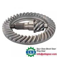 Buy cheap Ome Various Forged Steel Gear Percise Transmission Gear Bevel Gear And Spur Gear product