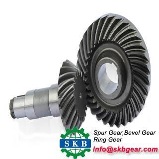 Quality 20 pressure angle gear with advanced drive technology for sale