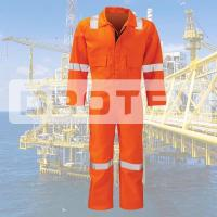 Buy cheap Oil and Gas Flame Proof Overalls from wholesalers