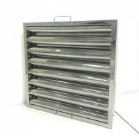 Buy cheap Oil Filter Factory Grease Baffle Filter from wholesalers