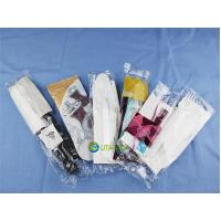 Buy cheap PS Disposable Plastic cutlery set PSCS from wholesalers