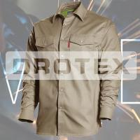 Buy cheap Flame Retardant Shirt Fr Clothing Flame Resistant Shirt from wholesalers