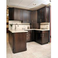 Buy cheap Kitchen Cabinets Solid Wood Kitchen Cabinets online from wholesalers