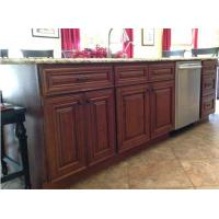 Buy cheap Kitchen Cabinets Pre Manufactured Cabinets from wholesalers