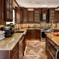 Buy cheap Kitchen Cabinets Prefab Cabinets Kitchen from wholesalers