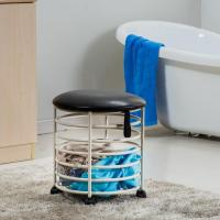 Buy cheap Laundry Hamper Bathroom Storage Basket Hamper from wholesalers