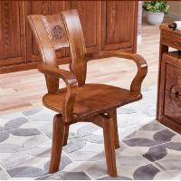 Buy cheap Solid Wood Furniture Solid Wood Swivel Chair from wholesalers