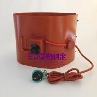 Buy cheap foamed silicone rubber drum heater from wholesalers