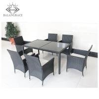 Buy cheap dining set BGRF1029-rattan conservatory furniture from wholesalers