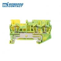 Buy cheap Spring Load Earth Terminal Block from wholesalers