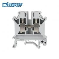 Buy cheap DIN Rail Terminal Block from wholesalers