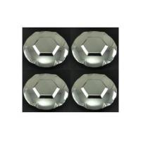 Buy cheap Wheel cap 4x 17 with/without logo Chrome Alloy Wheel Center Cap Hubcap For GMC from wholesalers