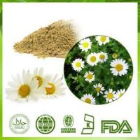 Buy cheap Dried Chamomile Flower Extract Apigenin Powder from wholesalers