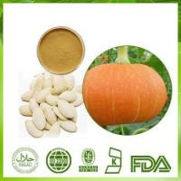 Buy cheap Cucurbita Moschata Extract from wholesalers