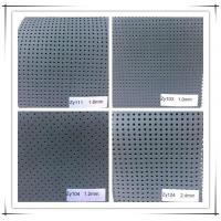 Buy cheap Perforated Neoprene Rubber from wholesalers