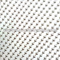 Buy cheap Metal Ball Chain Beaded Curtains from wholesalers