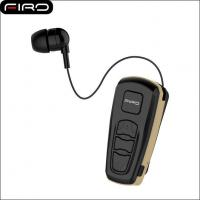 Buy cheap Clip on Retractable Bluetooth Headset from wholesalers
