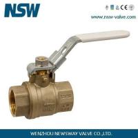 Buy cheap Brass Ball Valve from wholesalers