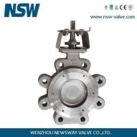 Buy cheap Lugged Stainless Steel High Performance Butterfly Valve from wholesalers