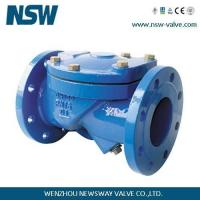 Buy cheap Rubber Disc Swing Check Valve from wholesalers