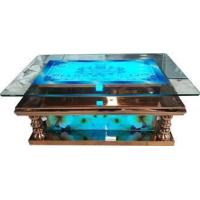 Buy cheap Modern Glass Coffee Table from wholesalers