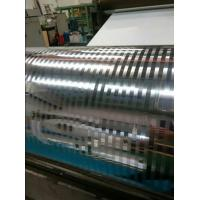 Buy cheap Streak mirror finish Aluminum coil from wholesalers