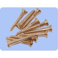 Buy cheap oval head silicon bronze screws from wholesalers