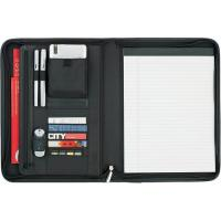 Buy cheap Office & Desk Burke Zippered Padfolio from wholesalers
