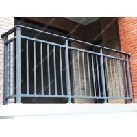Buy cheap Railing H1 Steel assembled balcony railing from wholesalers