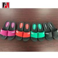 Buy cheap Pu Fashion Woman Slipper Sandal All Lady Footwear Design from wholesalers