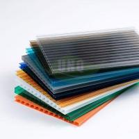 Buy cheap Twin wall polycarbonate sheet from wholesalers