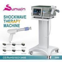 Buy cheap Low price shock wave for cellulite extracorporeal therap shock wave therapy equipment SW9 from wholesalers